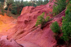 The Ochre Trail, Roussillon (Vaucluse, France)