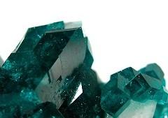 Calcite-Dioptase-fc28b