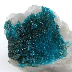 turquoise and quartz