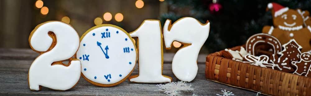 2017 Cookies!