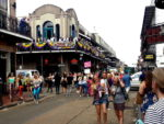 Bourbon St., New Orleans